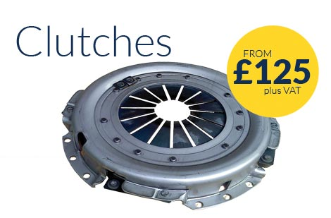 Clutch Repairs in Avonmouth